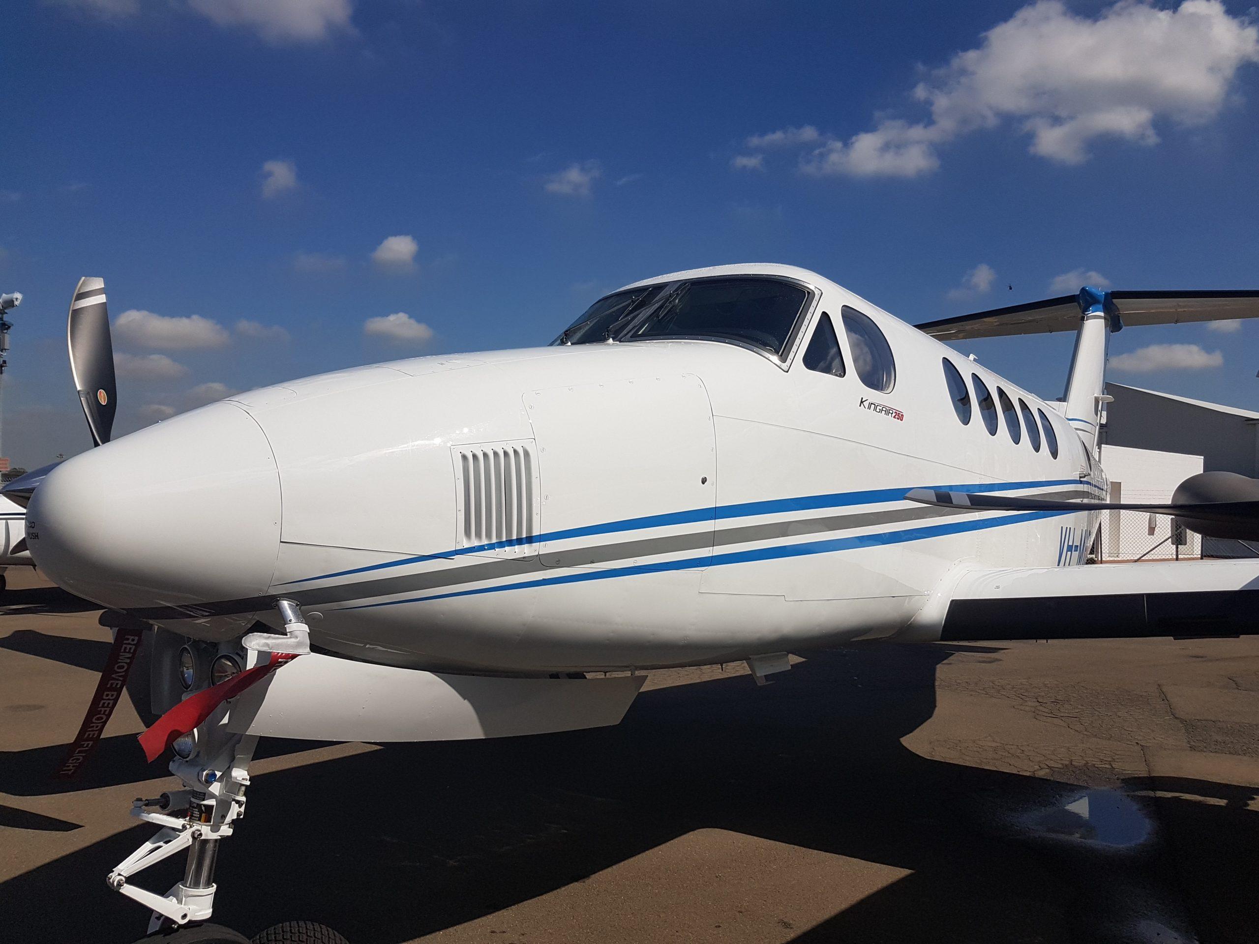 Beechcraft Kingair